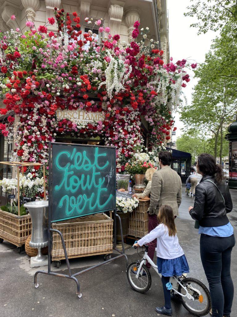 Deschamps Fleuriste réouvre le 11 mai