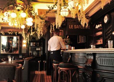 Brasserie Le Sancerre