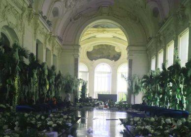 Réception Petit Palais